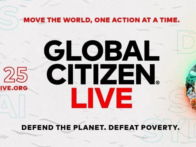 Global Citizen Live diretta streaming video/ Scaletta concerto per salvare il pianeta