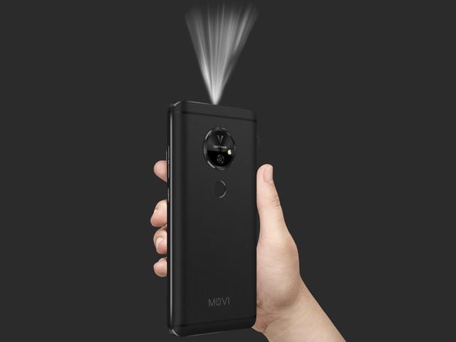 Arriva il Moviephone, uno smartphone con un proiettore integrato