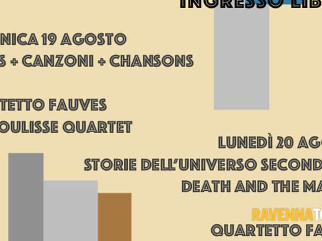 "Sclab, String&Soda"": musica protagonista alle Artificerie Almagià"