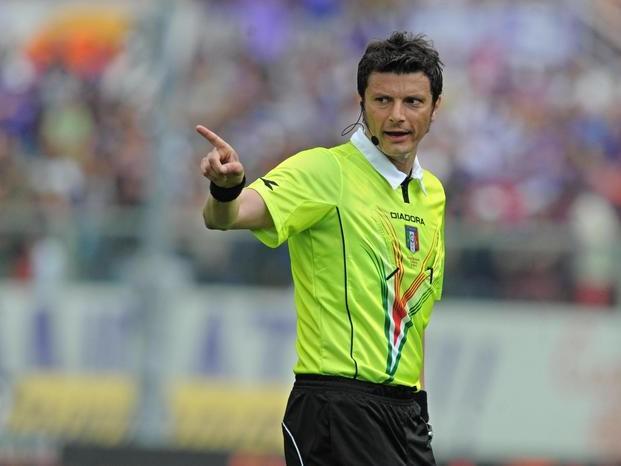 Guida arbitrerà il derby Milan-Inter
