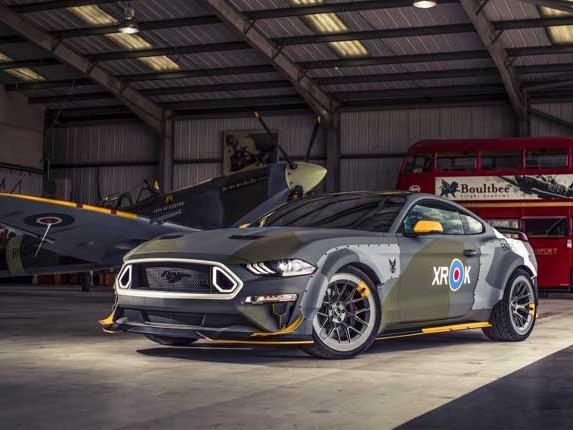 Festival of Speed di Goodwood 2018, tutta la Ford che c'è