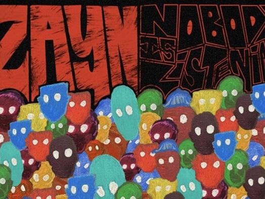 Zayn, Nobody is listening: ascolta il nuovo album (tracklist)