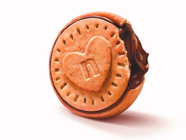 Nutella lancia il suo biscotto (ma per ora si trova solo in Francia)