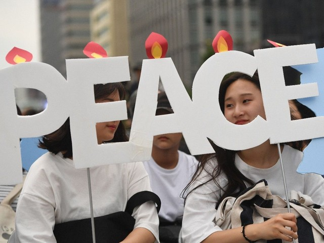 Coree: a Seoul i cattolici pregano per la riconciliazione col Nord