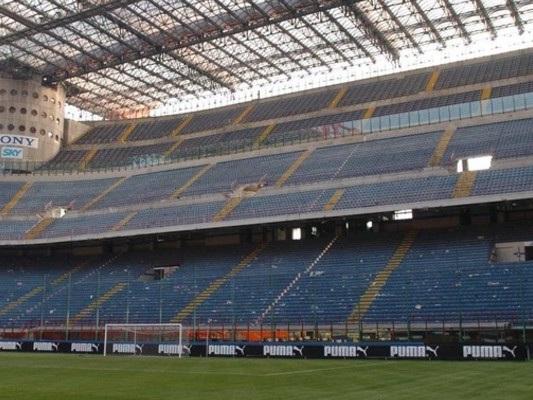 Il nuovo Meazzae gli altri progetti di stadi di calcio in Italia