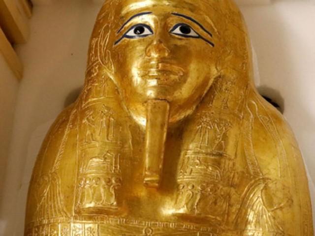 Il sarcofago di Nedjemankh è stato restituito dagli Usa all'Egitto