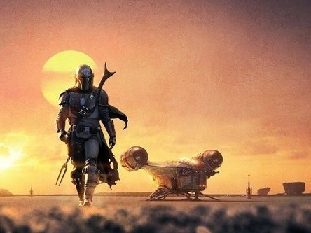 «The Mandalorian»: il primo trailer è un western di Star Wars