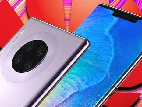 Huawei Mate 30 e 30 Pro, 1 milione di unità vendute in tempo record - Notizia
