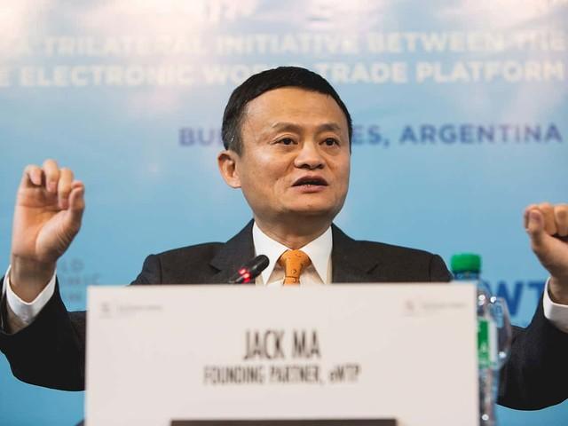 Il caso Jack Ma e il monopolio dell'uso dei dati