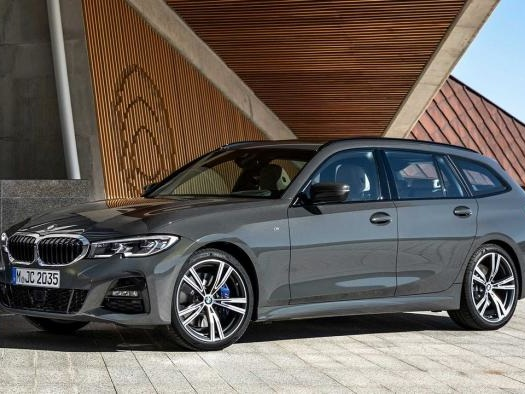 Nuova BMW Serie 3 Touring: ancora più sportiva e spaziosa