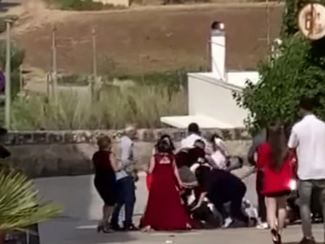 Lecce, il matrimonio finì in rissa: a processo il testimone accusato di aver palpeggiato la sposa
