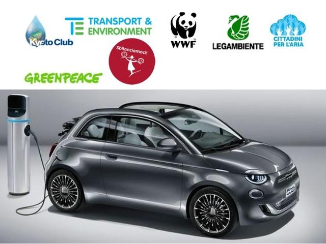 «Il prestito a FCA sia condizionato ad una transizione verde e giusta per l'occupazione dell'industria dell'auto in Italia»