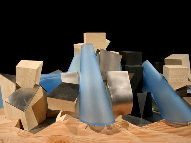 Non solo Louvre, arriva Guggenheim delle Sabbie