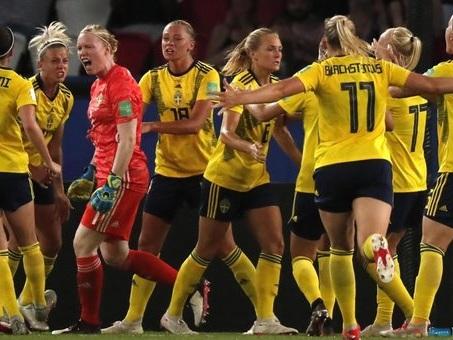 Avanza anche la Svezia: 1-0 contro il Canada e promozione ai quarti dove trova la Germania