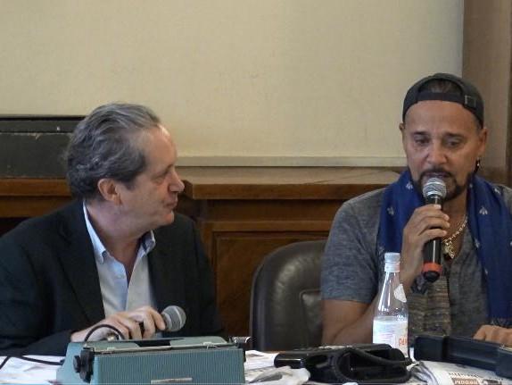 Musica: Leroy Gomez al Festival del Giornalismo Libero
