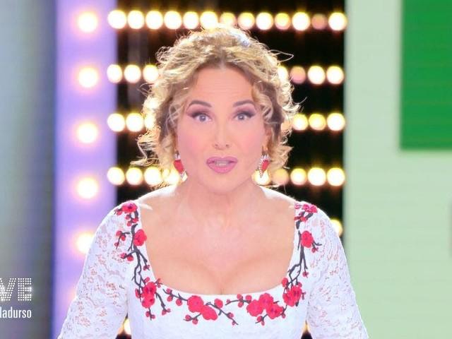 Barbara D'Urso: «Ringrazio Nicola Zingaretti tantissimo. Orgogliosa del mio lavoro» – Video