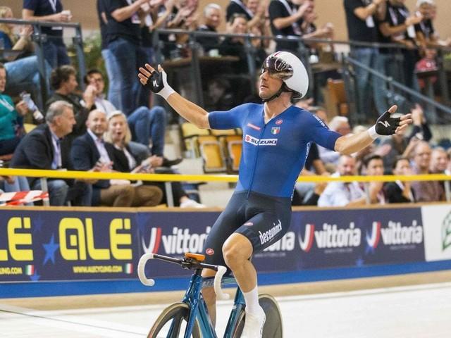 Ciclismo, Europei su pista: niente medaglie per Viviani e Paternoster nell'Omnium