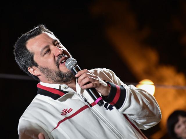 """Salvini: """"Mai più con il centrodestra"""""""