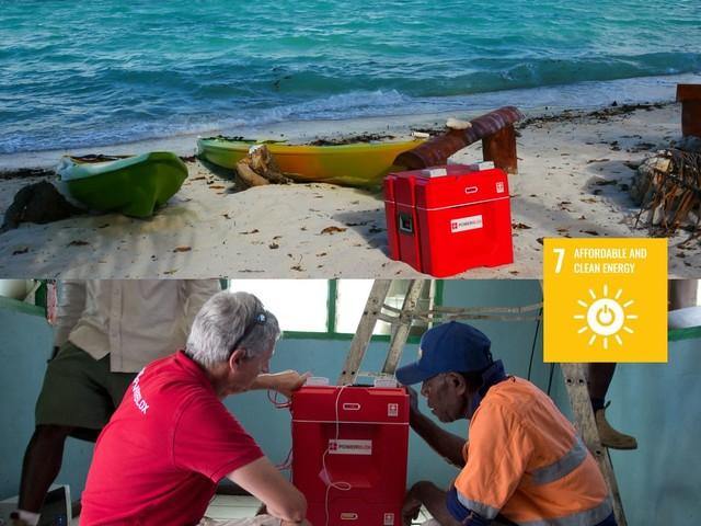 Reti swarm per portare luce e tecnologie rinnovabili nei villaggi più poveri del mondo
