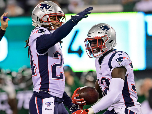 Devin McCourty, Stephon Gilmore Defend Amari Cooper After Rex Ryan's Insult