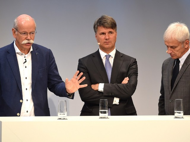 Il cartello tedesco - Prima class action contro le Case coinvolte