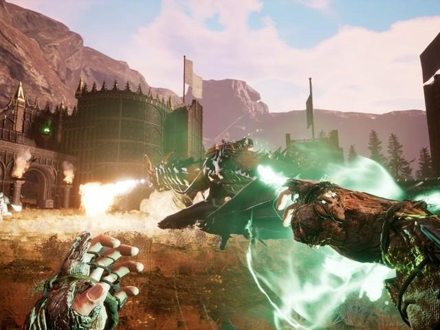 Citadel: Forged With Fire e il suo magico mondo sono in arrivo su PC e console