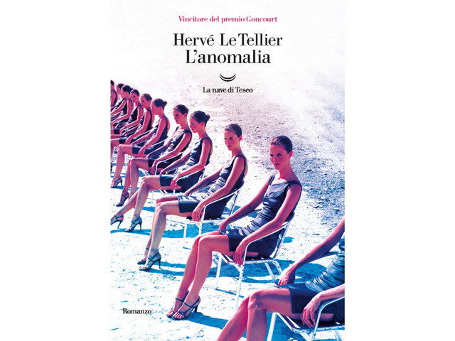 """Se """"l'anomalia"""" mette alla prova l'umanità tutta: il romanzo di Hervé Le Tellier"""