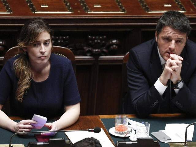 Le frasi della Boschi, il programma di Governo di Renzi
