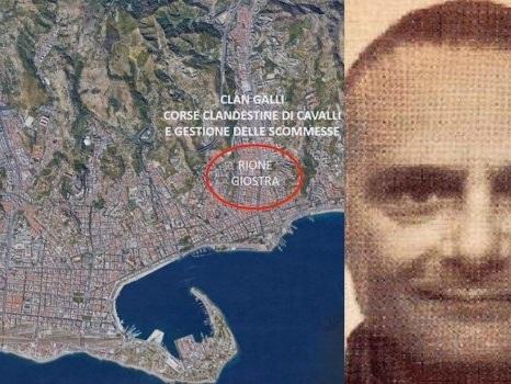 Mafia a Messina, torna libero il presunto reggente del clan Galli di Giostra