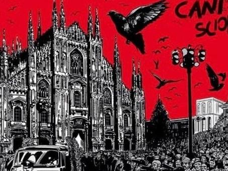 Piazza Fontana, arriva a fumetti il racconto in ?Cani sciolti, 12 dicembre?