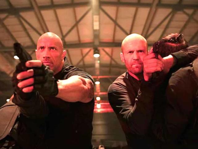 Weekend Box Office: Hobbs & Shaw conquista il pubblico italiano