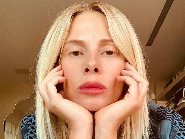 Alessia Marcuzzi in lacrime alle prove de Le Iene: è la prima stagione senza Nadia Toffa