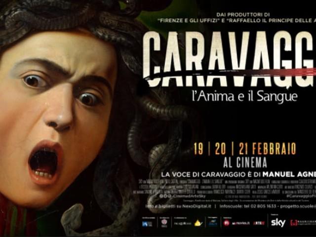 """""""Caravaggio -L'Anima e il Sangue"""" al The Space di Torri di Quartesolo"""