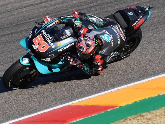"""MotoGP, Fabio Quartararo studia le Suzuki: """"Ho capito molte cose"""""""