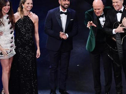 Sanremo 2019, gli ascolti della terza serata. La Rai in grossi guai: il confronto con il primo Baglioni