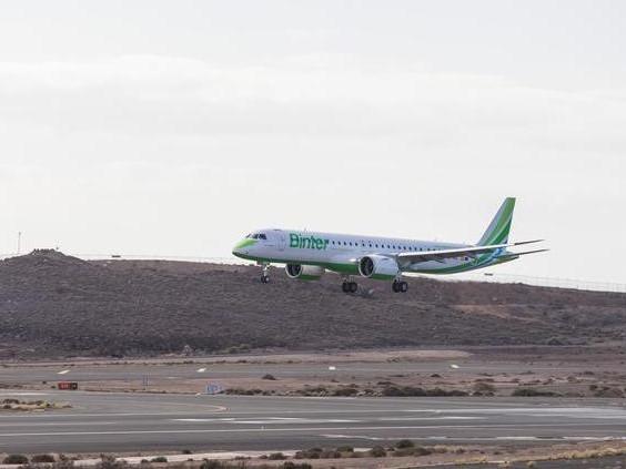 La compagnia aerea spagnola Binter arriva in Italia: al via da luglio i voli per le Canarie
