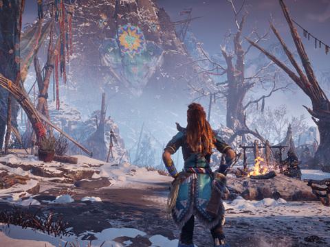"""Horizon Zero Dawn: nuove immagini dell'espansione """"The Frozen Wilds"""""""