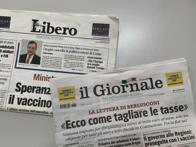"""Sallusti direttore di 'Libero': """"Minzolini al 'Giornale' saprà benissimo cosa fare"""""""
