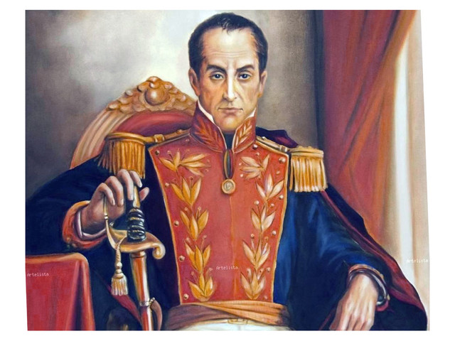 Biografia di Simón Bolívar