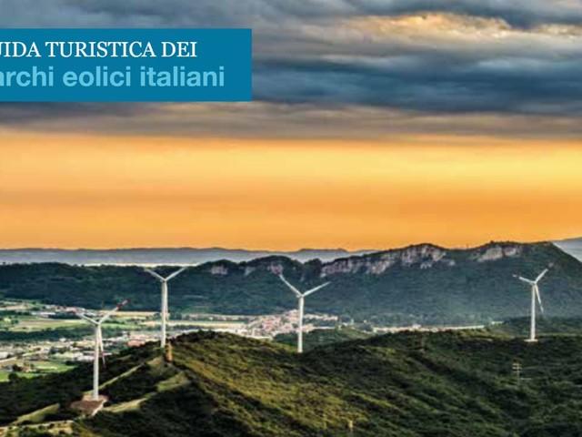 La prima guida turistica dei parchi eolici italiani