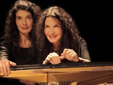 Sorelle Labèque: «Da Santa Cecilia a Thom Yorke, le sfide al piano»
