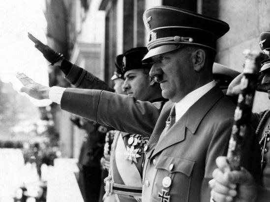 Se la storia di Hitler diventa Disneyland