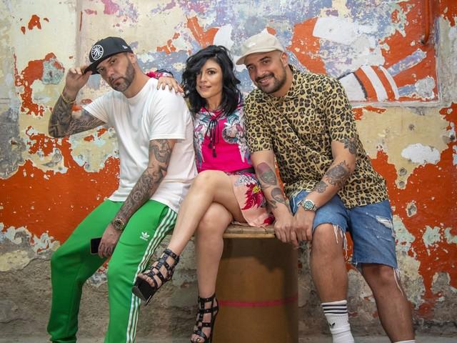 Takagi, Ketra, Giusy Ferreri e il video di «Amore capoeira»