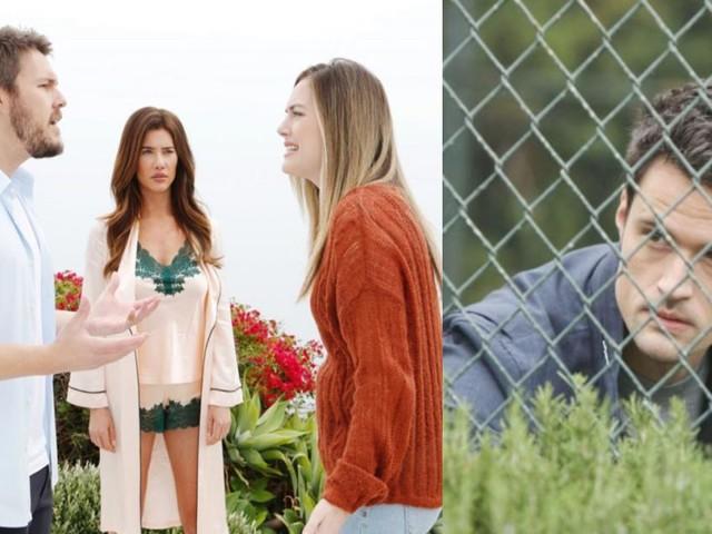 Beautiful, trame Usa: Liam confessa di amare Steffy davanti alla Logan, Thomas felice