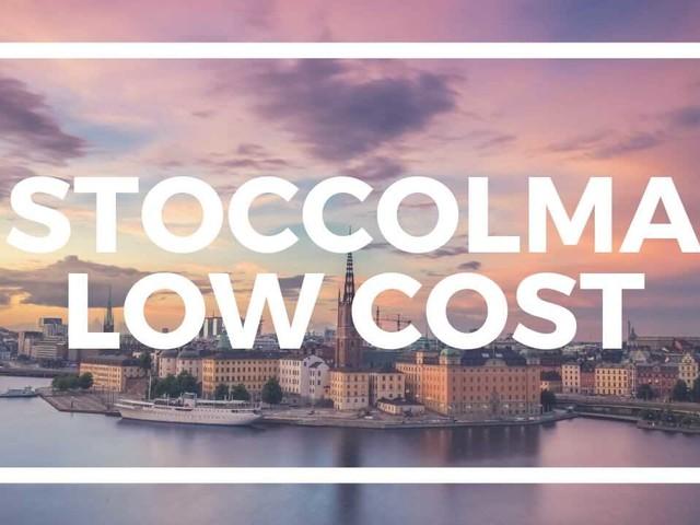 Stoccolma low cost: come visitare la capitale svedese spendendo poco