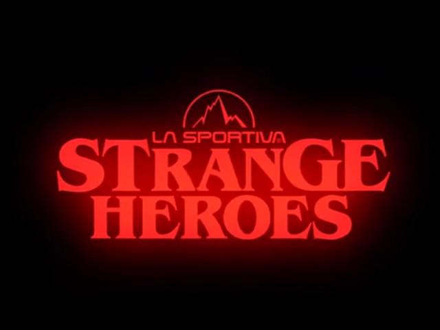 """La Sportiva incontra James Pearson per il nuovo episodio di """"Strange Heroes"""""""