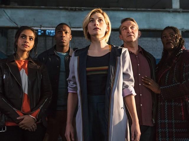 """Terminate le riprese di Doctor Who 12, prime immagini della nuova """"mostruosa"""" stagione (video)"""