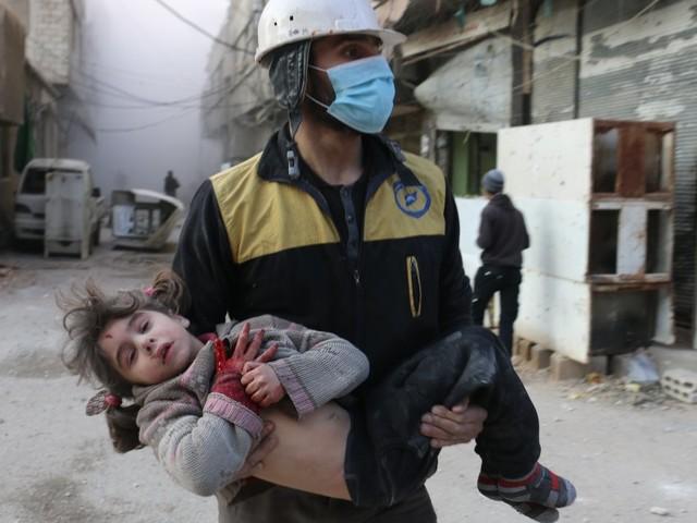 Ghouta, l'orrore e la vergogna