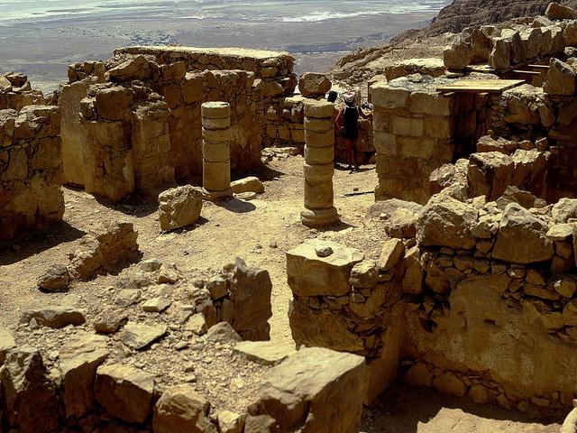 Il suicidio per non sottomettersi: la storia leggendaria di Masada