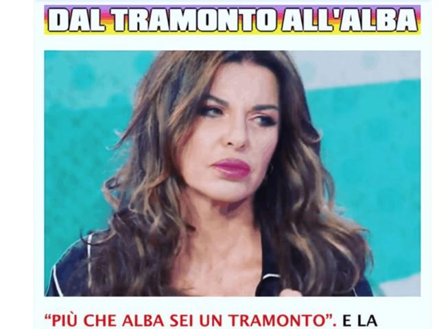 Alba Parietti dopo le brutte battute a Vieni da me attacca ancora l'opinionista di Caterina Balivo (Foto)